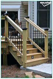 Ideas For Deck Handrail Designs Building A Stair Rail Deck Railing Code Requirements Design And