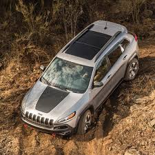 2017 jeep cherokee trail rated off road capable suv