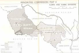 Niger River Map Whkmla History Of Nigeria
