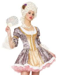 french halloween costumes marie antoinette rockoco dress costume masquerade fun