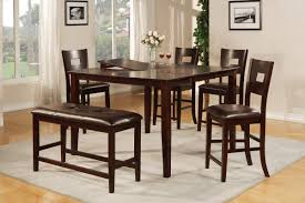 counter height wood dining set f2273 u2013 furniture mattress los