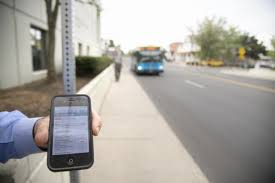Smart Bus Route Map by Smart Bus U0027 System Gives Spokane Riders Real Time Information The