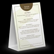 Table Tents Template Table Tent Menu Templates Musthavemenus 124 Found
