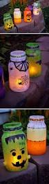 Mason Jar Halloween Lantern 30 Easy And Creative Ways To Decorate Your Home With Mason Jars