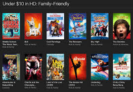 e t cool runnings and other itunes movies under 10