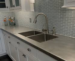 kitchen counter top options countertop options for kitchen or types of the best within