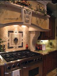Kitchen Medallion Backsplash Kitchen Backsplash Tile Murals By Paul Studio By Paul