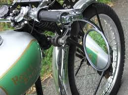 classicbikeshop classic motorcycle round handlebar end mirror