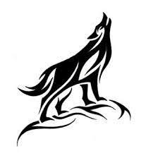 imagini pentru wolf symbol getae wolf spirit