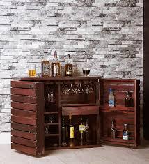 Oak Bar Cabinet Compare Illinois Bar Cabinet In Honey Oak Finish By 17 Office Oak