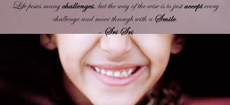 Challenge Through Nose Smile Through Every Challenge The Of Living Global