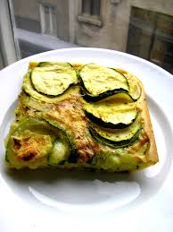 cuisiner une quiche quiche sans pâte aux courgettes et au curry tartes sans fromage