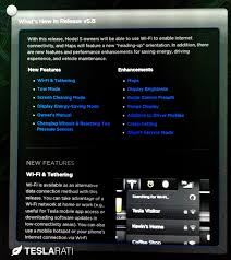 tesla owners manual tesla model s firmware 5 8 discreetly removes feature to address