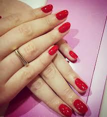 pretty red nail designs design trends premium psd vector