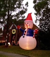 Inflatable Christmas Decorations For The Yard by Snowzilla Arrives The Season Begins Philosopher Mouse Of The Hedge