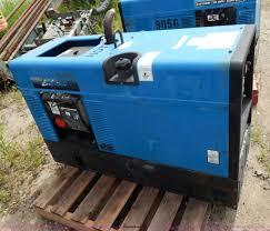 miller bobcat 225nt welder generator item ae9820 sold j