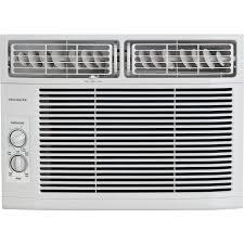 slider window air conditioner frigidaire ffrs1022r1 energy efficient 10 000 btu 115v slider