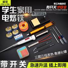 household repairs usd 8 02 students soldering iron kit welding electrical network