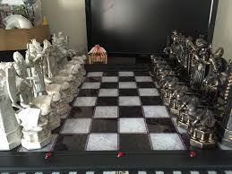 the final challenge chess set is one of the best collectible