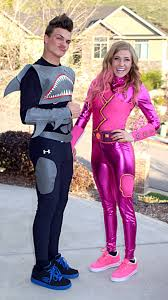 super hero shark boy and lava diy costumes dances