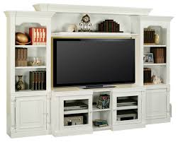 alpine entertainment center with expandable tv stand traditional