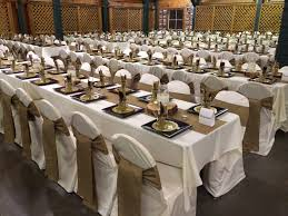 table and chair cover rentals table linens and chair covers rentals chair covers design