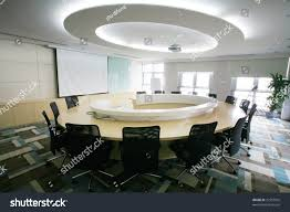 Modern Conference Room Design by View Modern Meeting Room Interior Stock Photo 27357955 Shutterstock