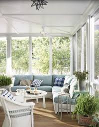 Decorating Screened Porch Modern Boho Decor Country Living Screen Porch Decorating A