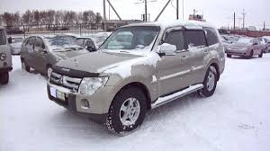 2007 mitsubishi pajero iv start up engine and in depth tour