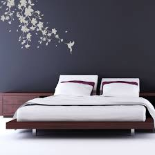 unique affordable wall art and wall decals ethical market sakura blossom and hummingbird wall decal
