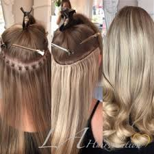micro weft extensions our hair extensions la hairvolution