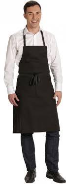 tablier cuisine noir tablier bavette tablier cuisine promo noir unique