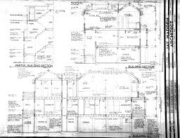 Stahl House Floor Plan by House Images Drawings Modern Sloping Section Plans Nz Tea Hahnow