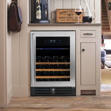 Kitchen Wine Cabinets Wine Coolers Wine Refrigerators U0026 Wine Cellars Wine Enthusiast