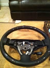 lexus is300 steering wheel emblem ca fs gs430 carbon fiber steering wheel u0026 gs350 interior parts
