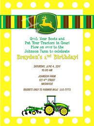 john deere party invitation free printable john deere plow