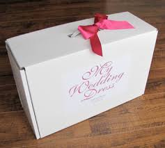 wedding dress boxes for storage how to get your wedding dress to spain bellaweddingsinspain
