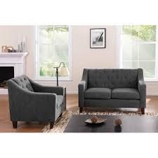 Sofa Brand Reviews by Felton Tufted Loveseat Threshold Target