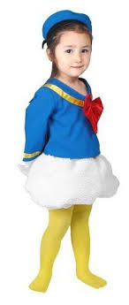duck costume donald duck costume for child party boys from