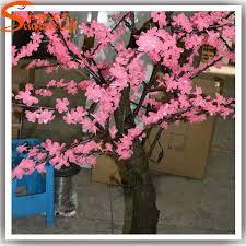 popular lighted cherry blossom tree led tree for wedding