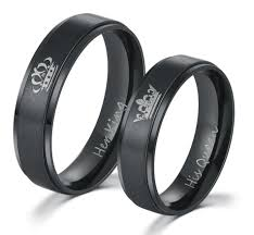 black rings images His queen her king black rings coupleschoices jpg