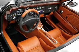 spyker interior custom car interior design part 12