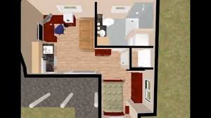 tiny house floorplan small house plan contemporary modern cabin