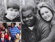 Blind Side Book Review The Blind Side True Story Real Leigh Anne Tuohy Michael Oher