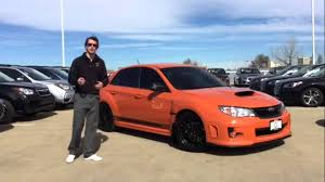 orange subaru wrx new arrival 2013 subaru impreza sti special edition tangerine