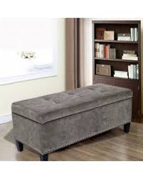 fall is here get this deal on adeco light grey microfiber