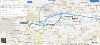 Map A Route On Google Maps by Why You Should Be Excited About The New Google Maps U2013 Mollweide