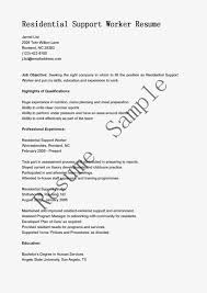 Sample Resume For Disability Support Worker Care Support Worker Sample Resume