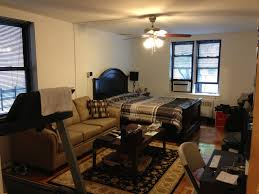 the bimillennial man tiny apartment is because its a sq ft studio
