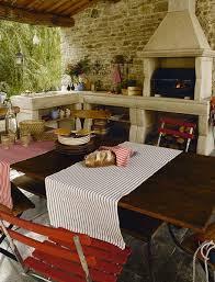 cuisine d ete barbecue 15 idées pour aménager une cuisine d été à l extérieur barbecues